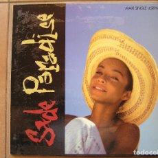 Discos de vinilo: SADE – PARADISE - EPIC 1988 - MAXI - P -. Lote 95989495