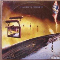 Discos de vinilo: SNAP! FEAT. SUMMER – WELCOME TO TOMORROW - ARIOLA 1994 - MAXI - P -. Lote 95989823