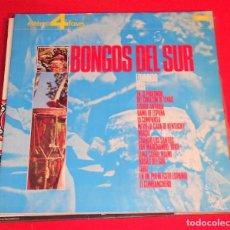 Discos de vinilo: LP VINILO LOS BONGOS DEL SUR EDMUNDO ROS. Lote 95990579