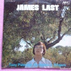 Discos de vinilo: TONY PATERSON,HOMENAJE A JAMES LAST EDICION ESPAÑOLA DEL 74. Lote 95992699