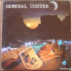 Discos de vinilo: SWAN – GENERAL CUSTER - KEY RECORDS INT. 1987 - MAXI - P -. Lote 95992879