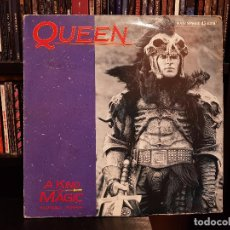 Discos de vinilo: QUEEN - A KIND OF MAGIC (EXTENDED VERSION). Lote 95993047