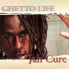 Discos de vinilo: JAH CURE – GHETTO LIFE 2003 VP RECORDS – VPRL-2215 (US). Lote 95997279