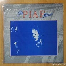 Discos de vinilo: EDITH PIAF - THE PIAF ALBUM - LP. Lote 95997370