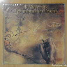 Discos de vinilo: THE MOODY BLUES - TO OUR CHILDRENS CHILDRENS CHILDREN - GATEFOLD - LP. Lote 95997474