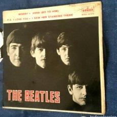Discos de vinilo: EP THE BEATLES. Lote 95998383