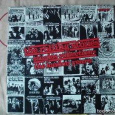 Discos de vinilo: THE ROLLING STONES -SINGLES COLLECTION. THE LONDON YEARS , CONTIENE LIBRETO Y LE FALTA 1 LP. Lote 96003731