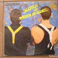 Discos de vinilo: SCOTCH – MIRAGE - ZYX RECORDS 1986 - MAXI - P -. Lote 96006259