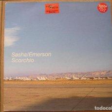 Discos de vinilo: SASHA / EMERSO– SCORCHIO - DECONSTRUCTION 2000 - MAXI - P -. Lote 96006387