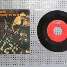Discos de vinilo: U2 JESUS CHRIST SINGLE 7 INCH EXCLUSIVO ALEMANIA PROMO RARO VINILO NO CD. Lote 96009759