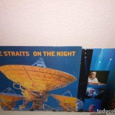 Discos de vinilo: DIRE STRAITS ON THE NIGHT 2 LP 1993 MARK KNOPFLER. Lote 96022279