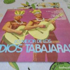 Discos de vinilo: LO MEJOR DE LOS INDIOS TABAJARAS.. Lote 96023779
