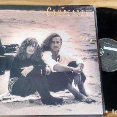 Dischi in vinile: LP( VINILO) DE COMPLICES AÑOS 90. Lote 96025167