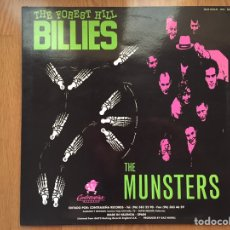 Discos de vinilo: THE FOREST HILL BILLIES: THE MUNSTERS. Lote 96025308