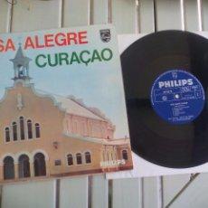 Discos de vinilo: MISA ALEGRE CURAÇAO .RICHARD SIMON. HOLLAND. PHILLIP 600 900 PR DISCO DE 25 CM, 10''. LP VINILO. Lote 96026695