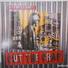 Discos de vinilo: THE CLASH - CUT THE CRAP. Lote 96027439