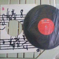 Discos de vinilo: BY ÜS DR SCHWYZ. S R INTENATIONAL. 60 408 DISCO DE 25 CM, 10''. LP VINILO. Lote 96027547