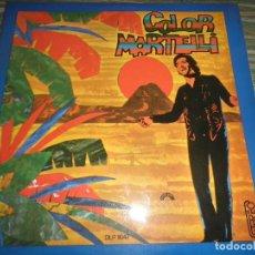 Discos de vinilo: AUGUSTO MARTELLI - COLOR MARTELLI LP - ORIGINAL ESPAÑOL - DIRESA RECORDS 1973 - STEREO -. Lote 96030231