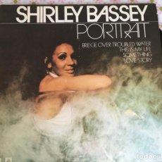 Discos de vinilo: LP DOBLE- SHIRLEY BASSEY-PORTRAIT. Lote 98718884