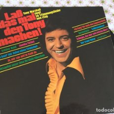 Discos de vinilo: LP TONY MARSHALL-LASS DAS MAL DEN TONY MACHEN. Lote 96032015