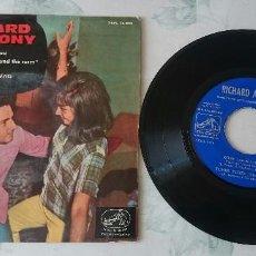 Discos de vinilo: RICHARD ANTHONY: ROSE (PARMI LES ROSES) + 3 (LA VOZ DE SU AMO 1963). Lote 96051663