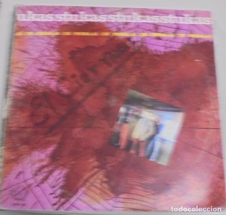 LP. STUKAS. DE REBAJA. 1982 (Música - Discos - LP Vinilo - Pop - Rock Extranjero de los 90 a la actualidad)