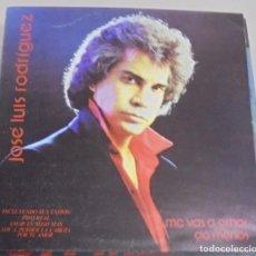 Discos de vinilo: LP. JOSE LUIS RODRIGUEZ. EL PUMA. ME VAS A ECHAR DE MENOS. 1981. ARIOLA. Lote 96056583