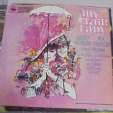 Discos de vinilo: LP. MY FAIR LADY. 1965. CBS. Lote 96056903
