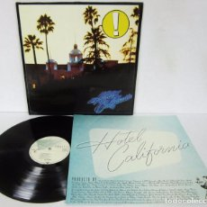 Discos de vinilo: EAGLES - HOTEL CALIFORNIA - LP - ASYLUM 1976 GERMANY GATEFOLD K53051. Lote 96066695