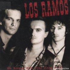 Discos de vinilo: LOS RAMOS - EL BAILE DEL PIM PAM PUM / SINGLE DE 1990 , RF- 3019 , BUEN ESTADO. Lote 96068379