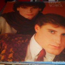 Discos de vinilo: LP - LOS PECOS - 20 AÑOS. Lote 96069979