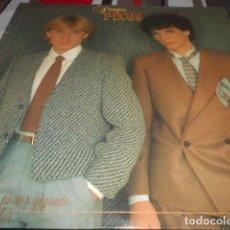 Discos de vinilo: LP - SIEMPRE LOS PECOS. Lote 96070795
