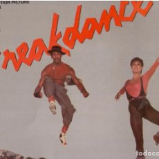 Discos de vinilo: VINILO L.P. BREAK DANCE. Lote 96089155