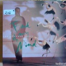 Discos de vinilo: LP - CHRISTOPHER CROSS - BACK OF MY MIND (SPAIN, REPRISE RECORDS 1988). Lote 96089595