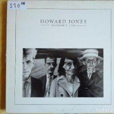 Discos de vinilo: LP - HOWARD JONES - HUMAN'S LIB (SPAIN, WEA RECORDS 1984). Lote 96090459