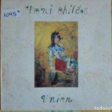 Discos de vinilo: LP - TONI CHILDS - UNION (SPAIN, AM RECORDS 1988). Lote 96091323