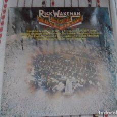 Discos de vinilo: RICK WAKEMAN JOURNEYTO. Lote 96097039