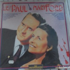 Discos de vinilo: LES PAUL & MARY FORD. Lote 96097471