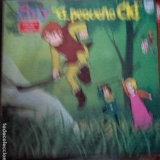 Discos de vinilo: LP EL PEQUEÑO CID SERIE TV DIBUJOS. Lote 96072747
