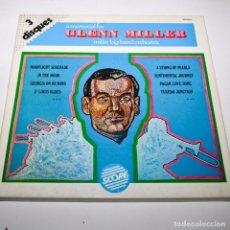 Discos de vinilo: A MEMORIAL FOR GLENN MILLER. Lote 96120223