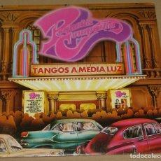 Discos de vinilo: PEQUEÑA COMPAÑIA - TANGOS A MEDIA LUZ . LP . 1981 MOVIEPLAY. Lote 96136599