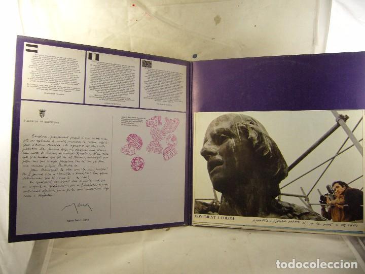 Discos de vinilo: SISA - MIRALDA - BARCELONA POSTAL - 1982 - LP - Foto 3 - 96172675