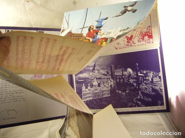 Discos de vinilo: SISA - MIRALDA - BARCELONA POSTAL - 1982 - LP - Foto 4 - 96172675