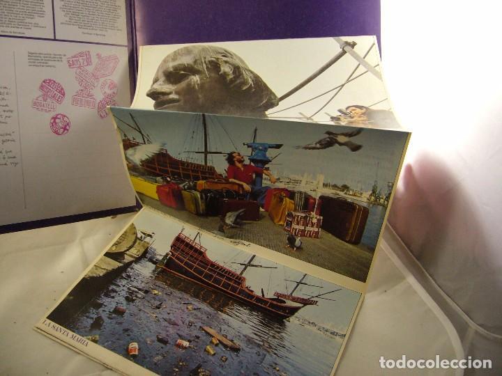 Discos de vinilo: SISA - MIRALDA - BARCELONA POSTAL - 1982 - LP - Foto 6 - 96172675