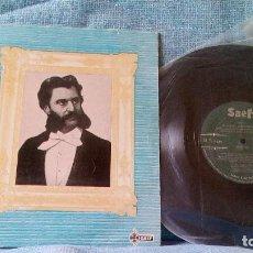 Discos de vinilo: EL BARON GITANO - MINI LP 10'' - SELLO SAEF - EDICION ESPAÑOLA DE 1961 - EX. Lote 96175439