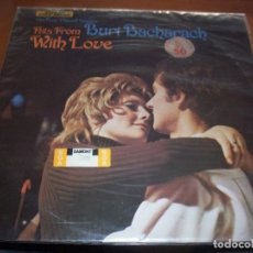 Discos de vinilo: LP DE TONY MANSELL SINGERS. HITS FROM BURT BACHARACH WITH LOVE. EDICION STEREO GOLD AWARD (UK). D.. Lote 96175627