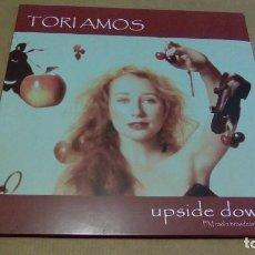 Discos de vinilo: TORI AMOS - UPSIDE DOWN. FM RADIO BROADCASTS (LP REEDICIÓN) NUEVO. Lote 184623060