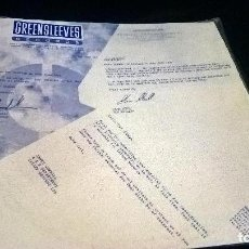 Discos de vinilo: MUSICA MAXI SPARTACUS TERRY FARLEY REMIX EP SIN PORTADA SOLO VINILO ENCARTE. Lote 96177519