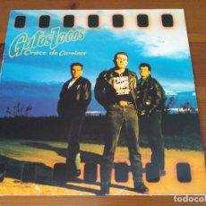 Discos de vinilo: GATOS LOCOS - CRUCE DE CAMINOS (LP). Lote 96184695