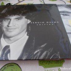 Discos de vinilo: SERGIO DALMA. ADIVINA.. Lote 96206783